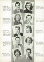 1953 Dormont High School Yearbook Page 36 & 37