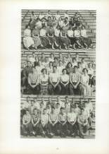 1953 Dormont High School Yearbook Page 52 & 53