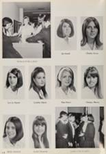 1968 Hockaday High School Yearbook Page 116 & 117