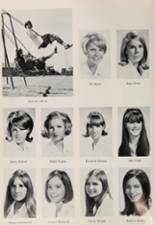 1968 Hockaday High School Yearbook Page 122 & 123