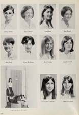 1968 Hockaday High School Yearbook Page 124 & 125