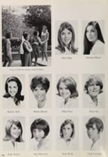 1968 Hockaday High School Yearbook Page 128 & 129