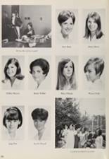 1968 Hockaday High School Yearbook Page 130 & 131