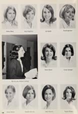 1968 Hockaday High School Yearbook Page 132 & 133