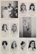 1968 Hockaday High School Yearbook Page 134 & 135