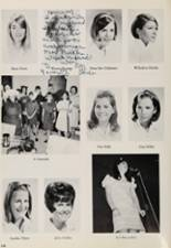 1968 Hockaday High School Yearbook Page 138 & 139