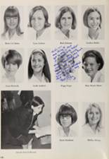 1968 Hockaday High School Yearbook Page 140 & 141