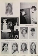 1968 Hockaday High School Yearbook Page 142 & 143