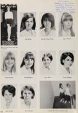 1968 Hockaday High School Yearbook Page 144 & 145