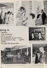 1968 Hockaday High School Yearbook Page 154 & 155