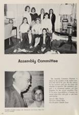 1968 Hockaday High School Yearbook Page 162 & 163