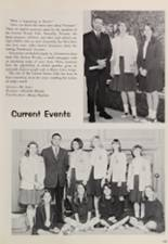1968 Hockaday High School Yearbook Page 166 & 167