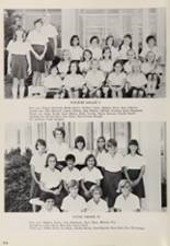 1968 Hockaday High School Yearbook Page 220 & 221