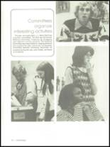 1975 Mann High School Yearbook Page 22 & 23