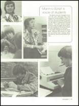 1975 Mann High School Yearbook Page 26 & 27