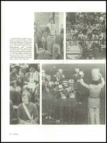 1975 Mann High School Yearbook Page 28 & 29