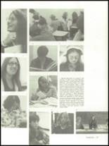 1975 Mann High School Yearbook Page 30 & 31