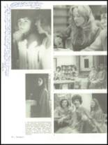 1975 Mann High School Yearbook Page 34 & 35