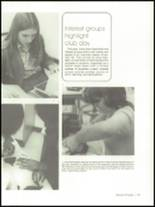 1975 Mann High School Yearbook Page 38 & 39