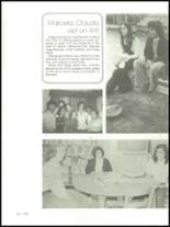 1975 Mann High School Yearbook Page 40 & 41