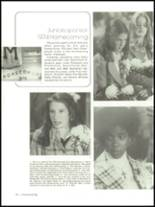 1975 Mann High School Yearbook Page 42 & 43