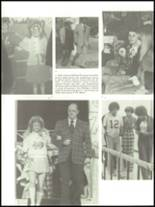 1975 Mann High School Yearbook Page 44 & 45
