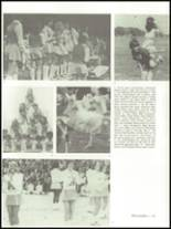 1975 Mann High School Yearbook Page 46 & 47