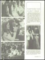 1975 Mann High School Yearbook Page 48 & 49