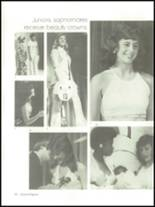 1975 Mann High School Yearbook Page 54 & 55