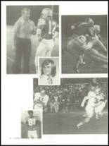 1975 Mann High School Yearbook Page 58 & 59
