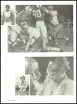 1975 Mann High School Yearbook Page 62 & 63