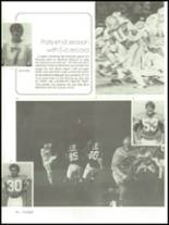 1975 Mann High School Yearbook Page 64 & 65