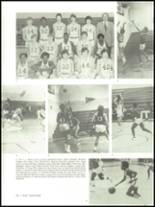 1975 Mann High School Yearbook Page 72 & 73