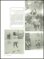1975 Mann High School Yearbook Page 74 & 75