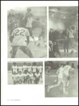 1975 Mann High School Yearbook Page 76 & 77
