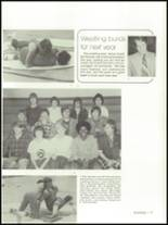 1975 Mann High School Yearbook Page 78 & 79