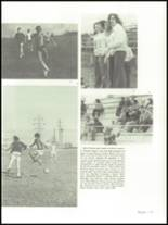 1975 Mann High School Yearbook Page 80 & 81