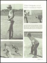 1975 Mann High School Yearbook Page 84 & 85