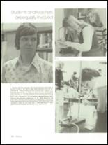 1975 Mann High School Yearbook Page 106 & 107
