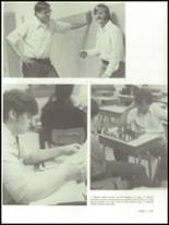 1975 Mann High School Yearbook Page 108 & 109