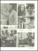 1975 Mann High School Yearbook Page 112 & 113