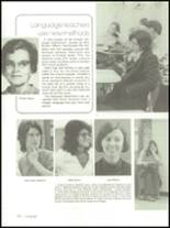 1975 Mann High School Yearbook Page 116 & 117