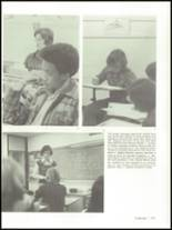 1975 Mann High School Yearbook Page 118 & 119