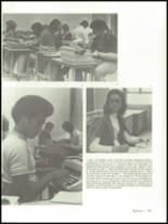 1975 Mann High School Yearbook Page 124 & 125