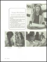 1975 Mann High School Yearbook Page 126 & 127