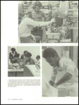 1975 Mann High School Yearbook Page 128 & 129