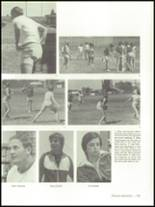 1975 Mann High School Yearbook Page 132 & 133