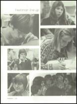 1975 Mann High School Yearbook Page 136 & 137