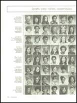 1975 Mann High School Yearbook Page 138 & 139