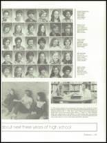 1975 Mann High School Yearbook Page 140 & 141